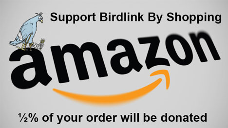 Amazon Smile supports Birdlinkwith 0.5% of your purchase