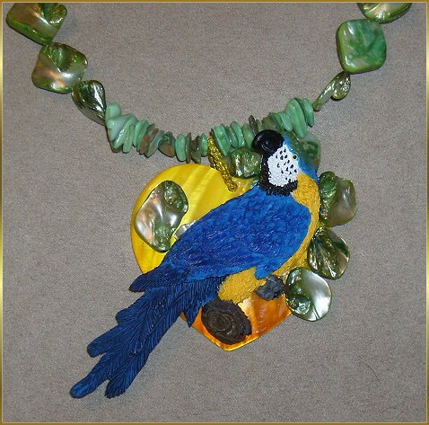 For Macaw lover too
